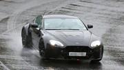 Un prototype d'Aston Martin motorisé par le V8 biturbo AMG ?
