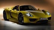 Porsche: seulement quelques 918 encore à vendre