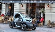 Essai Renault Twizy, la voiture électrique parfaite ?