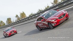 Mazda 6 SkyActiv : 5300 km en 24 heures