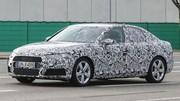 Future Audi A4 : Enfin de sortie