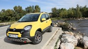Fiat Panda 3 4X4 Cross 1.3 Multijet 80 2014: Une authentique baroudeuse top lookée