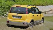 Essai Fiat Panda Cross (2014) :