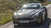 Essai Aston Martin Vanquish 2015 : Rencontre surnaturelle