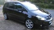 Marche arrière : L'Opel Zafira B OPC