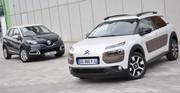 Essai Citroën C4 Cactus et Renault Captur : du fun pour la famille