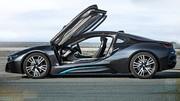 BMW i8S, l'anniversaire