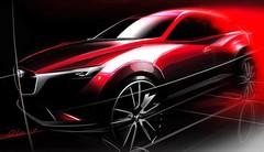 Mazda CX-3 : présenté à Los Angeles
