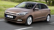 Hyundai : une i20 break au programme