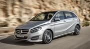 Essai Mercedes Classe B restylé : Mercedes change, pas le Classe B !