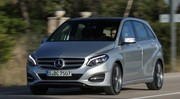 Essai Mercedes Classe B restylé : Le Classe B marque son territoire