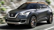 Nissan Kicks Concept : un nouveau crossover urbain pour le Brésil