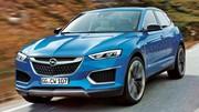 Opel Zafira et Meriva : des SUV en 2016 !