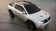 Renault Duster Oroch, SUV transformé