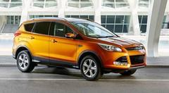 Ford Kuga: des moteurs évolués et des équipements plus nombreux et modernes
