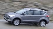 Ford Kuga 2015 : Plus musclé et plus sobre