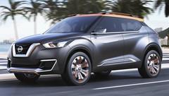 Nissan Kicks Concept : un nouveau crososver au Salon de Sao Paulo