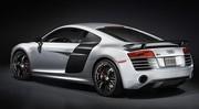 Audi dévoile une ultime version de la R8 : Une Audi R8 Compétition au salon de Los Angeles