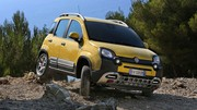 Essai Fiat Panda Cross : Le super mini crossover