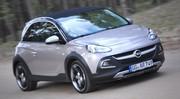 Adam Rocks : enfin un moteur pour la petite Opel chic