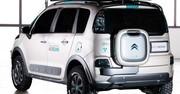 Citroën C3 Aircross Lunar Concept : un look d'aventurier pour le Brésil !