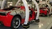 Ferrari va entrer en Bourse
