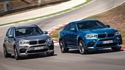 BMW X5M/X6M : C'est l'Amérique !