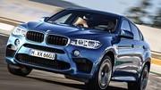 Nouveaux BMW X5 et X6 M: moteur!