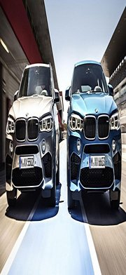 Les SUV les plus puissants de BMW : 575 ch pour les BMW X5M et X6M