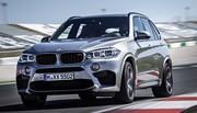 BMW X5 M (2015) : un V8 de 575 ch pour la nouvelle X5 M !