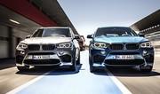 BMW dégaine ses X5 et X6 M