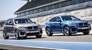 BMW X5 M et X6 M : bestiales !