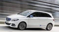 Essai Mercedes Classe B Electric Drive : prise par le courant …