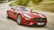 La Mercedes AMG GT s'offre un excellent début de carrière