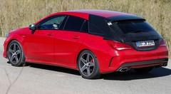 Mercedes CLA Shooting Brake : Révélation imminente