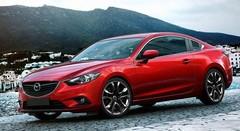 Une Mazda 6 coupé est-elle en préparation ?