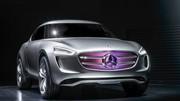 Mercedes dévoile l'étonnant concept G-Code