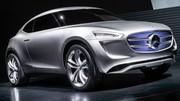 Mercedes G-Code Concept 2014 : un mini-crossover se profile
