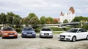 Audi : la marque fête les 20 ans de l'A4