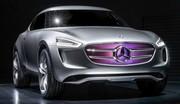 Mercedes et son concept G-Code