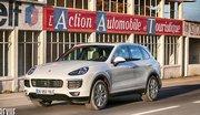 Essai Porsche Cayenne : un hybride rechargeable plus que convaincant