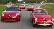 Série spéciale : Alfa Romeo Giulietta Sprint