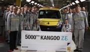 Renault : 5.000 Kangoo ZE pour La Poste