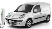 Renault Kangoo ZE : Il y a marqué La Poste sur 5000 Kangoos ZE