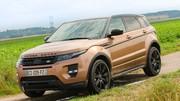 """Essai Range Rover Evoque : faut-il craquer pour le SUV """"british"""" ?"""