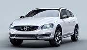 Volvo V60 Cross Country (2014) : un break baroudeur chic