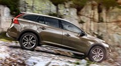 Voilà le Volvo V60 Cross Country
