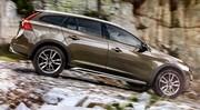 Volvo présentera le V60 Cross Country au salon de Los Angeles