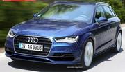 Restylage Audi A3 : La main légère