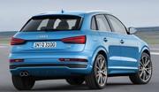 Audi Q3 (2015) : un restylage qui se voit !